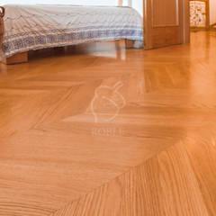 地板 by Roble, 古典風 木頭 Wood effect
