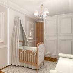 Cuartos para bebés de estilo  por ABRANTES, Clásico