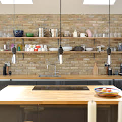 Maryland Newham E15 | Rear and side house extensions and renovations by GOAStudio | London residential architecture Modern