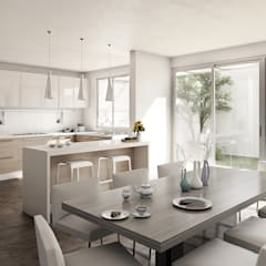 Dining room by Pure Design, Minimalist