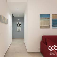 Paredes y pisos mediterráneos de giovanni gugliotta architetto Mediterráneo