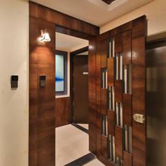 Front doors by AARAYISHH, Industrial