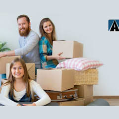 Allstate Moving and Storage Maryland:  Offices & stores by Allstate Moving and Storage Maryland, Modern