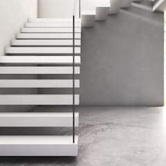 Stairs by LoPa Architects, Minimalist