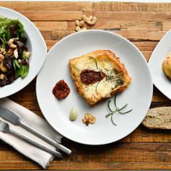 Fotografía de producto (comida y alimentos): Comedores de estilo  por enROJO, Clásico