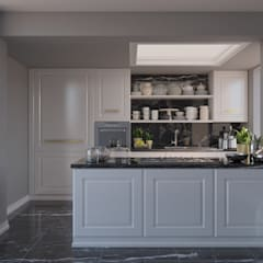 Small kitchens by NõodDesignContract, Classic