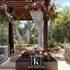 Balcony توسطKarim Elhalawany Studio, کلاسیک