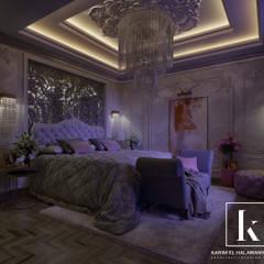 فيلا سكنية من Karim Elhalawany Studio كلاسيكي