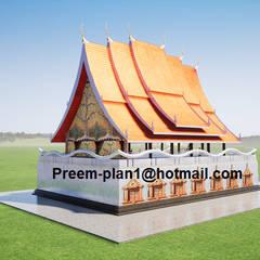 Oleh รับเขียนแบบบ้าน&ออกแบบบ้าน Country Granit