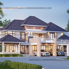Bungalows by CreoHomes Pvt Ltd, Asian