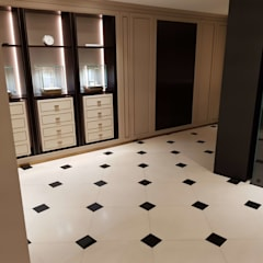 Professional Limestone Grinding, Cleaning and Polishing Classic commercial spaces by Floor Sanding & Polishing London Ltd Classic