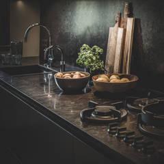Cocinas de estilo  por Caren Pardovitch, Industrial