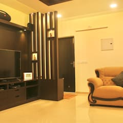 Traditional Themed Home Interiors by Alankar Interiors and Beyond Asian