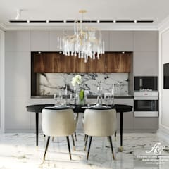 Kitchen by ARTGART, Eclectic