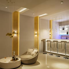 :  Wine cellar by De Panache  - Interior Architects,Modern