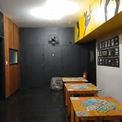Maria Helena Torres Arquitetura e Design의  학교, 에클레틱 (Eclectic)