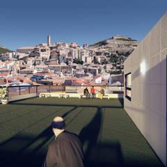 by Alfaro Arquitecto 3A3 Modern