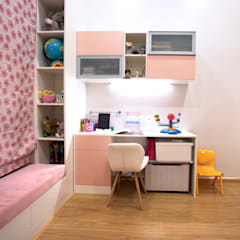 Girls Bedroom توسطHomeLane.com, مدرن