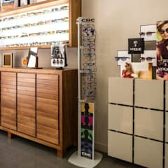 Offices & stores توسطAlfaro Arquitecto 3A3, مینیمالیستیک