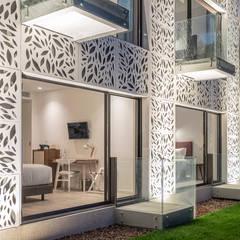 Antarte decora a nova ala do Caléway Hotel: Hotéis  por ANTARTE ,Moderno