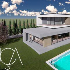 Villas توسطBouca, Arquitetura, مدرن