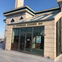 Classic event venues by DOĞALDEKOR | DEKORATİF DOĞAL TAŞ & MERMER & TRAVERTEN ÜRETİCİ Classic Limestone