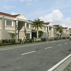 Villas by ms mimarlık, Country