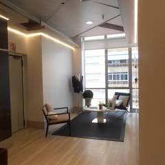 Rustic style offices & stores by VURPURA INSTALACIONES COMERCIALES Rustic