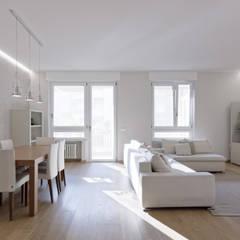 Salas de estilo moderno de GruppoTre Architetti Moderno