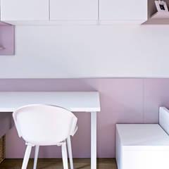 Cuartos de estilo moderno de GruppoTre Architetti Moderno