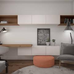 Dom na Psim Polu we Wrocławiu od Nevi Studio Nowoczesny