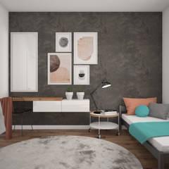 Dom na Psim Polu we Wrocławiu od Nevi Studio Nowoczesny Beton