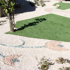 Rock Garden by Balsamini Gardens & Pools Design, Modern