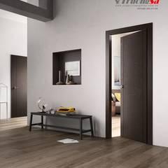 Wooden doors by CÔNG TY CỔ PHẦN SX - TM - XNK TRƯỜNG SA, Industrial