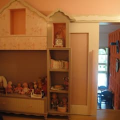 Quarto infantil colonial por Tanish Dzignz Colonial