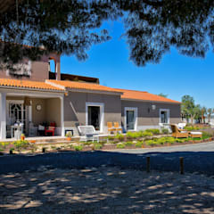 Jardíssimo - Ma Maison, Lagoa: Jardins  por Jardíssimo,Moderno