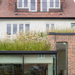 The Courtyard House:  Multi-Family house by Fraher and Findlay, Modern