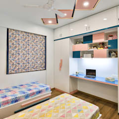 Small bedroom by AARAYISHH (Mumbai & Pune), Modern