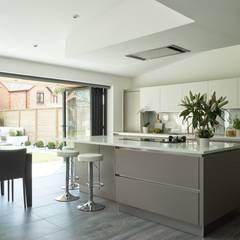 Modern Terrace, Essex by Studio Alpa Modern