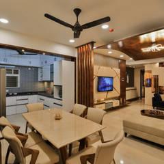Comedores de estilo moderno de AARAYISHH (Mumbai & Pune) Moderno