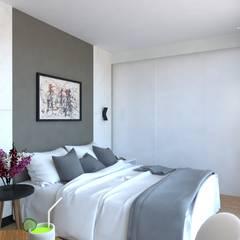 HOTEL ÁGUA DE COCO Hotéis modernos por TOAR Arquitetura Moderno
