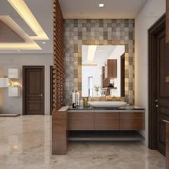 Best Interior designs in Kerala—Monnaie Architects & Interiors:  Bathroom by Monnaie Interiors Pvt Ltd,Modern