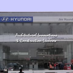 Architectural Innovations & Construction의  자동차 매장, 모던