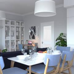 Kitchen units by Ассоль Уколова, Scandinavian