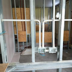 Office buildings by do Arquitectura (Construcción en Steel Framing y SIPANEL), Industrial