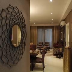 Paredes y pisos clásicos de Tanish Dzignz Clásico