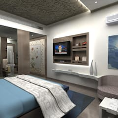 Hotels by Tanish Dzignz, Modern