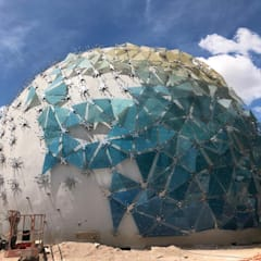 Museums توسطSOLUCIONES ACUSTICAS SA de CV, مدرن پلاستیک