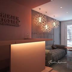 Spa by Сафронова Анастасия, Minimalist Concrete