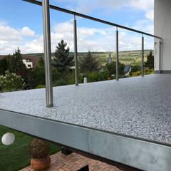 من Steinteppich der Balkon & Terrassenbelag deutschlandweit بحر أبيض متوسط حجر